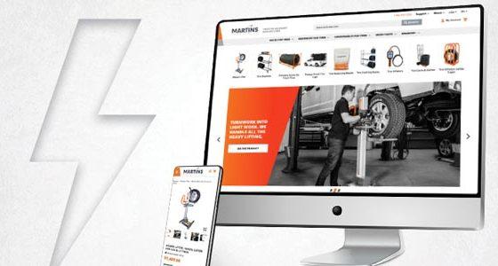 Martins-Website
