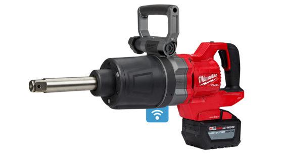 Milwaukee-cordless-impact-wrench