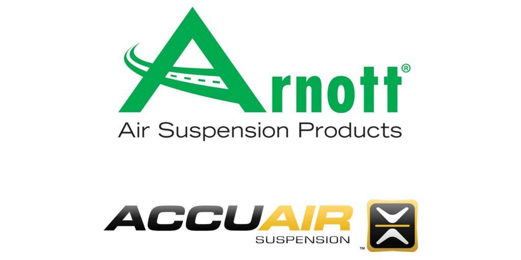 Arnott-AccuAir-Logos