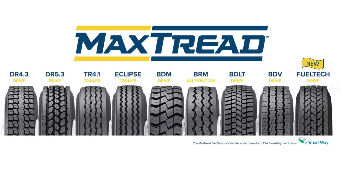 MaxTread-Full-Lineup-Bridgestone