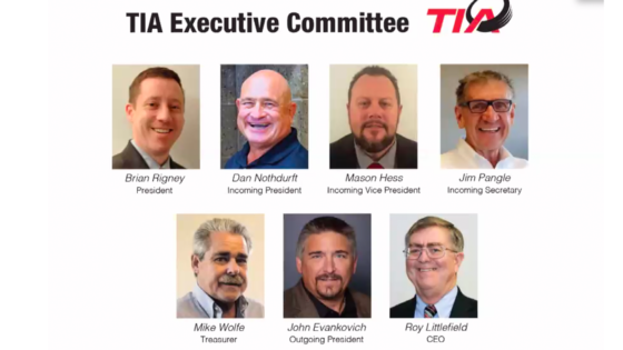 TIA Executive Committee