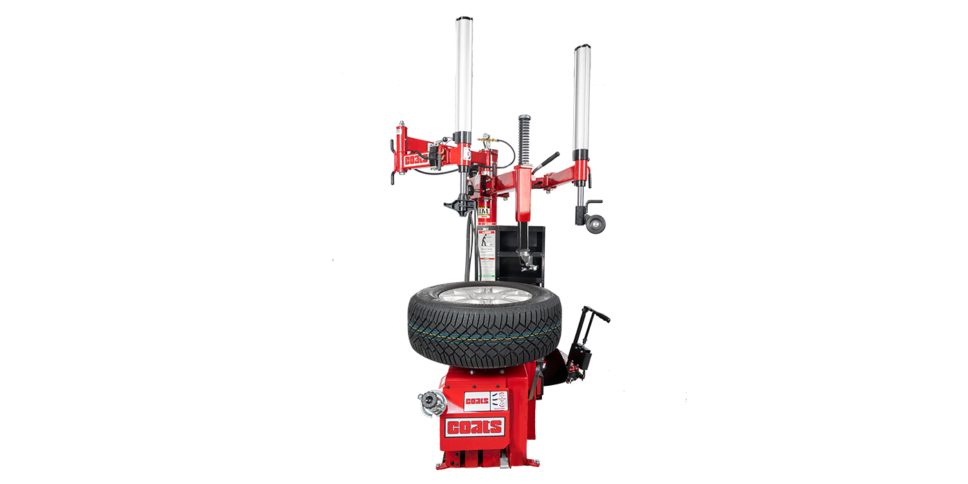 80C Center Clamp tire changer
