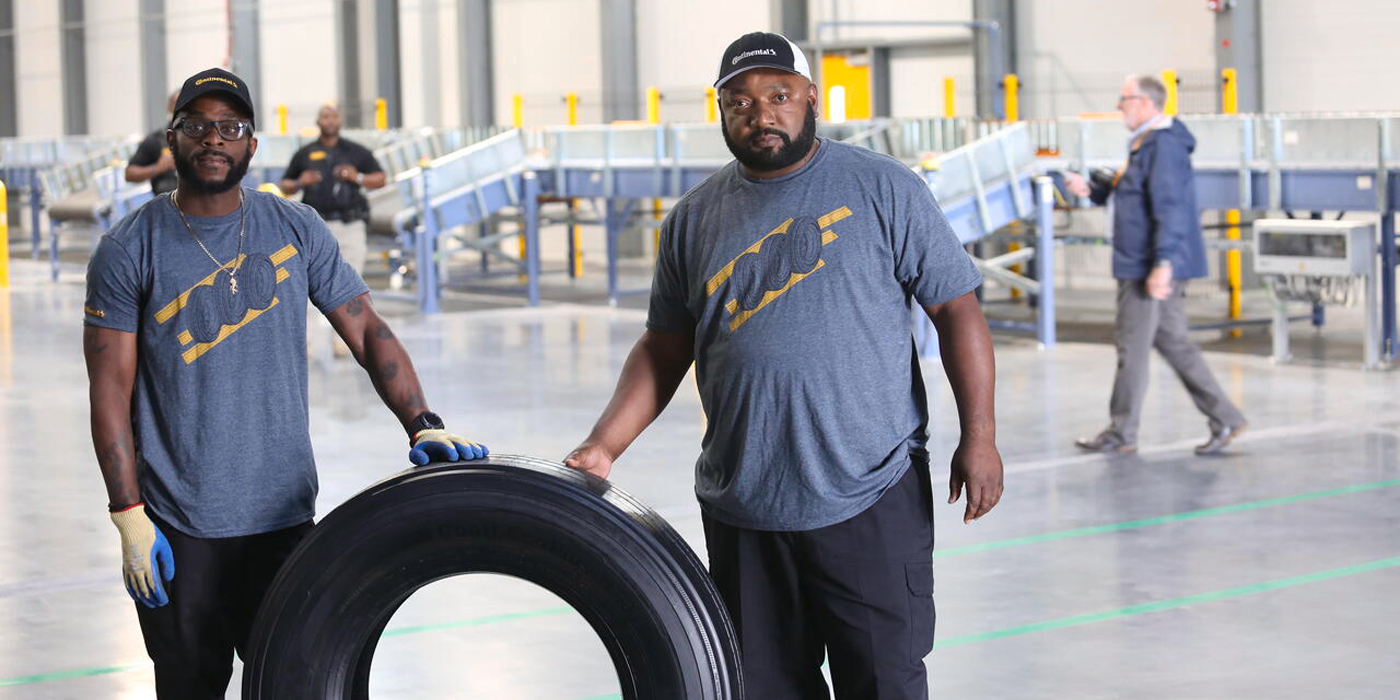 Continental-Mississippi-Tire-Plant-Truck-Tires