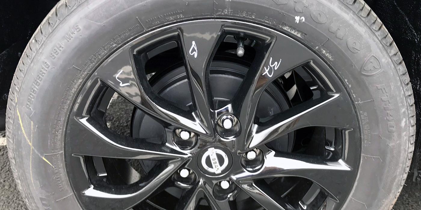 Nissan-TPMS-Service
