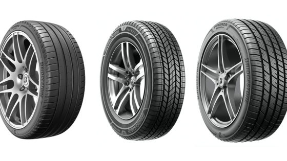 bridgestone new tires 2021