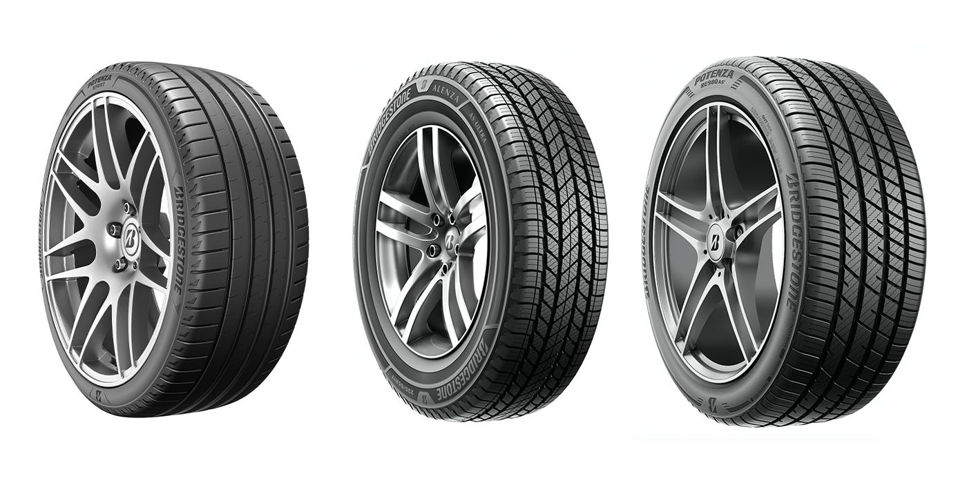 bridgestone new tires 2021