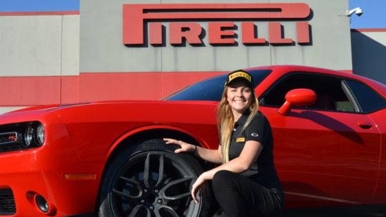 Pirelli-Test-Driver-Hannah-Grisham