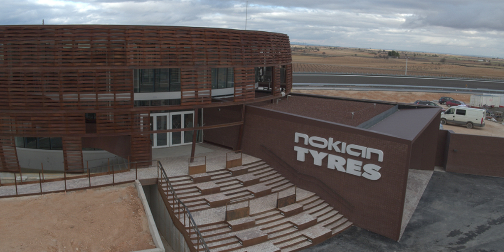 Nokian Tyres Spain Test Center
