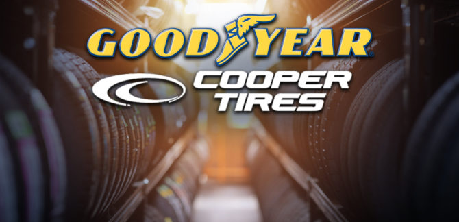 Goodyear Cooper Dealers Distribution