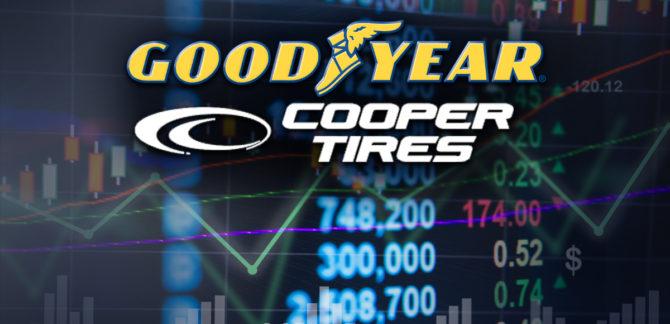 Goodyear Cooper Deal Stock Market