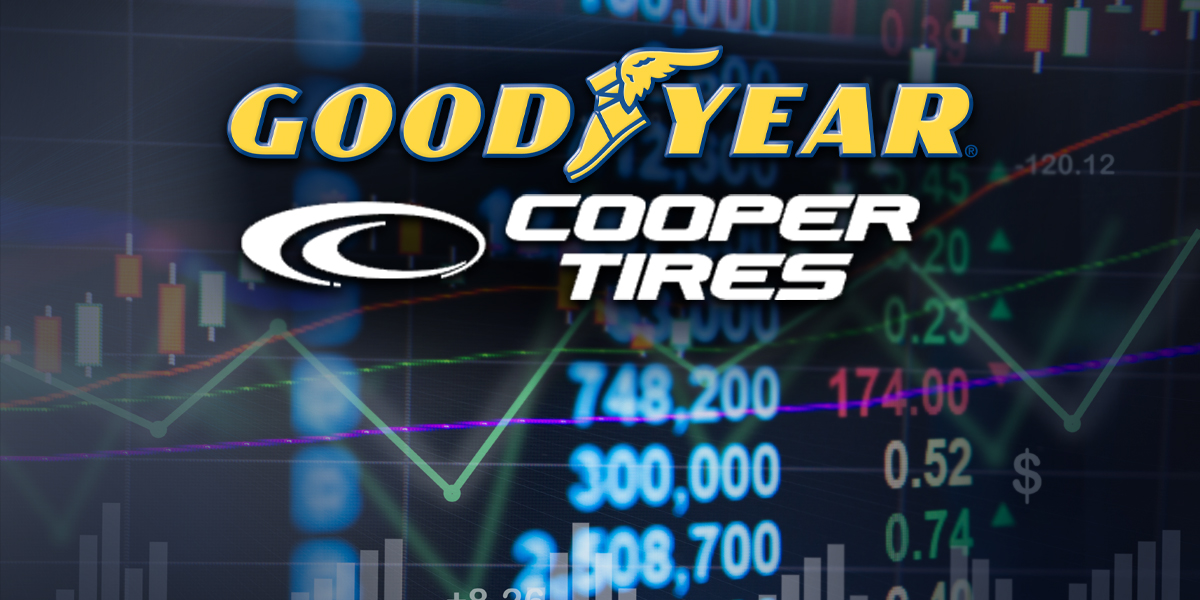 Goodyear Cooper Deal Stock Market