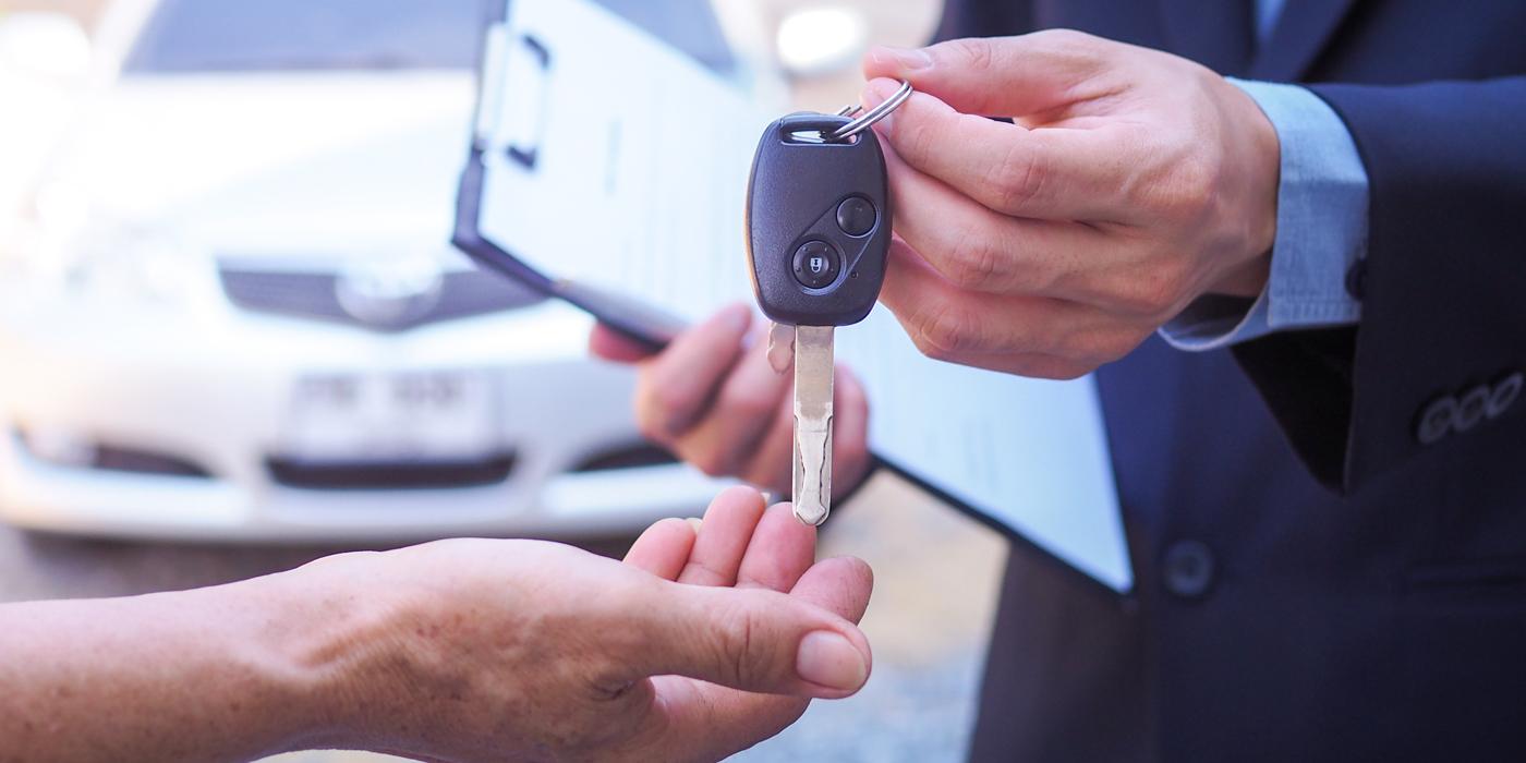 Loaner-Vehicles