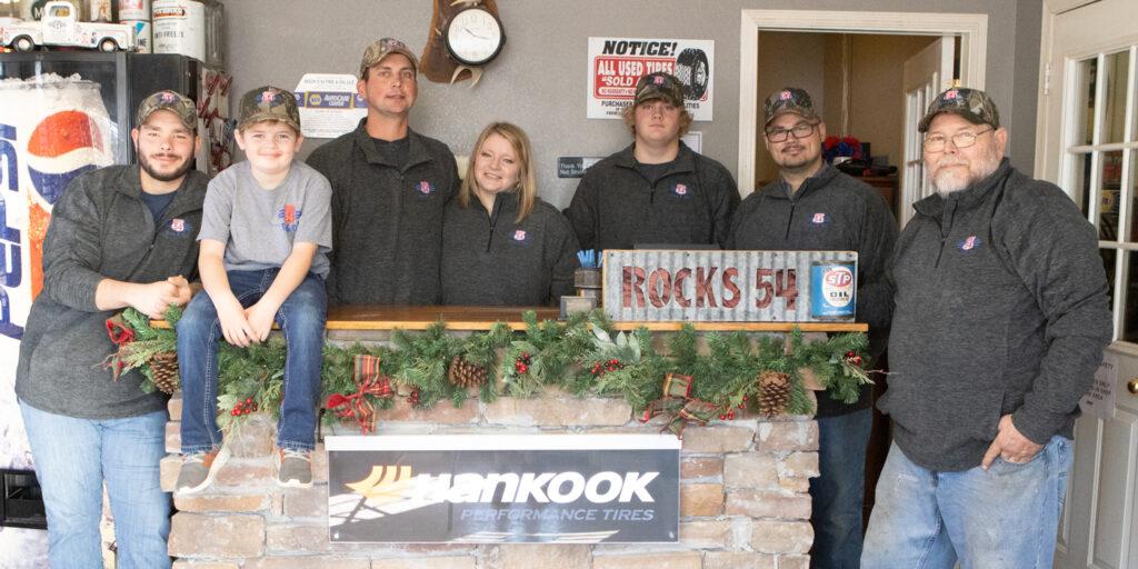 Rockhill-Rocks-54-Tire-Oil