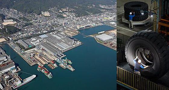 Bridgestone-Shimonoseki-Plant