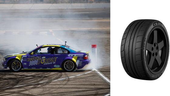 GT-Radial-drifting