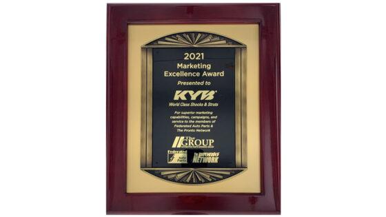 KYB-The-Group-Award