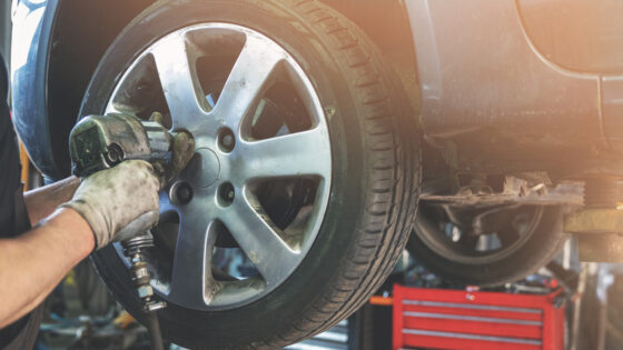 Tire-Rotation-Service