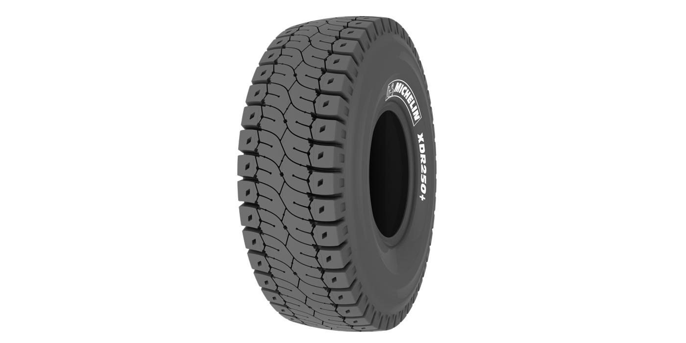 Michelin-OTR-Tire-XDR-250+