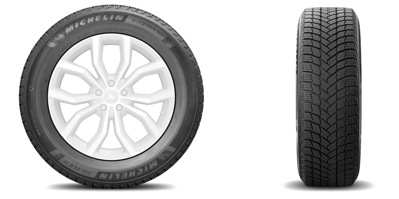 Michelin-X-Ice-Snow-Tire
