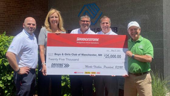 Bridgestone-Charity