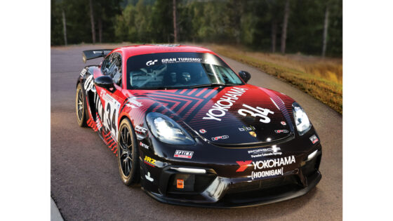 Tanner-Foust-Pikes-Peak-Porsche-GT4-on-Yokohama-ADVAN-A052s