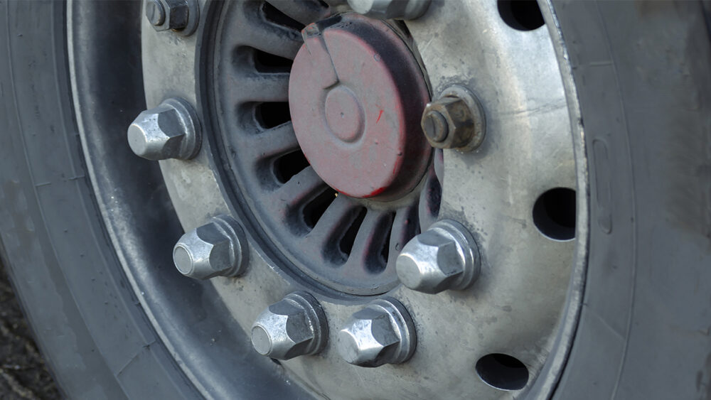 Commercial Tire Wheel Balancing