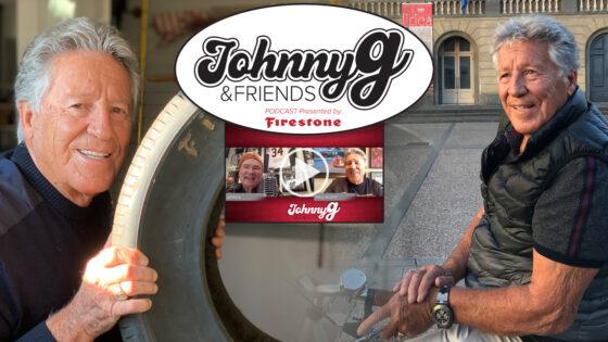 Johnny g & Friends Mario Andretti