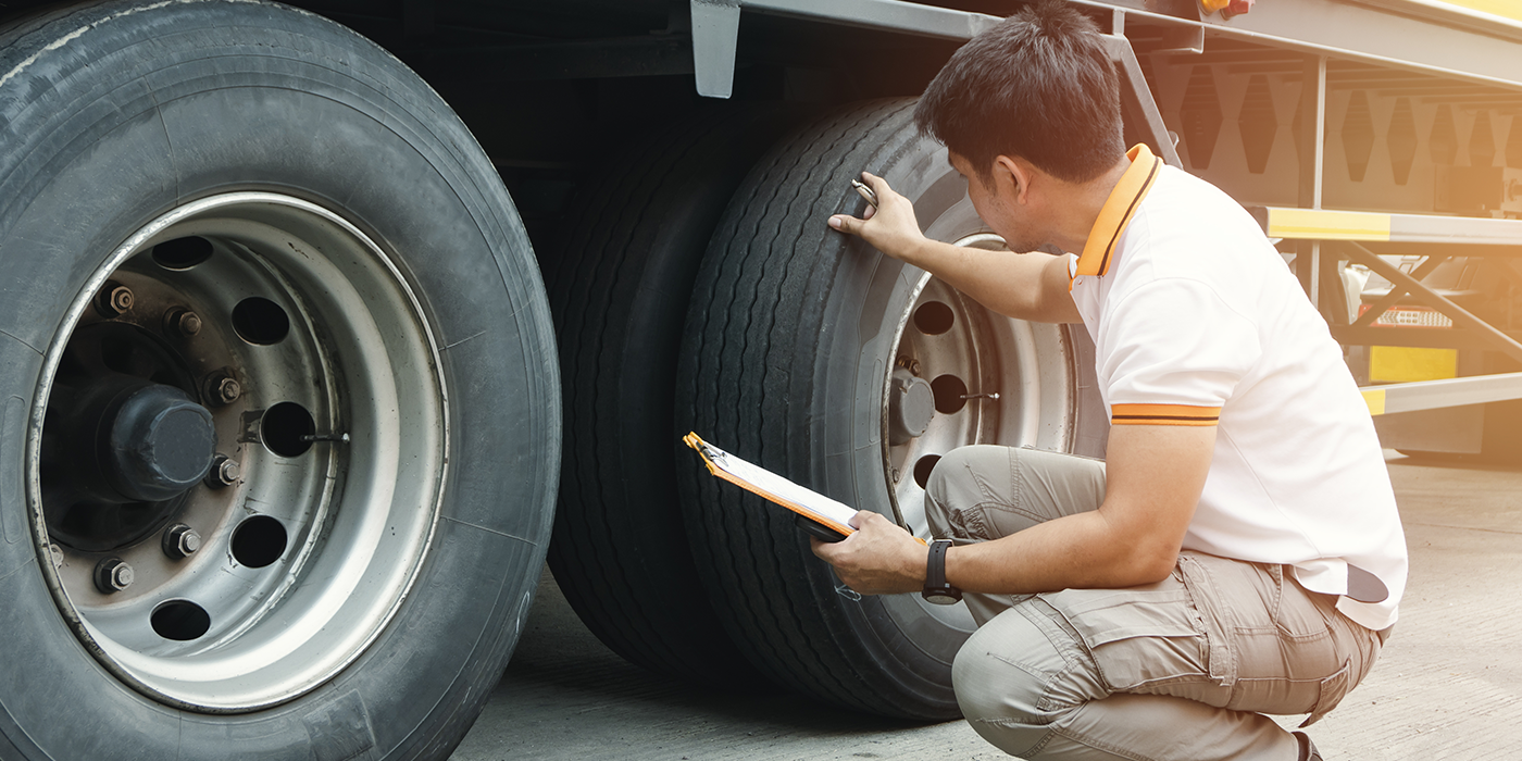commercial tire inflation inspection