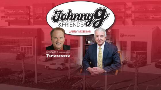 Johnny g & Friends Larry Morgan