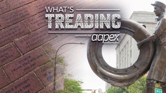 Whats Treading Akron Stories