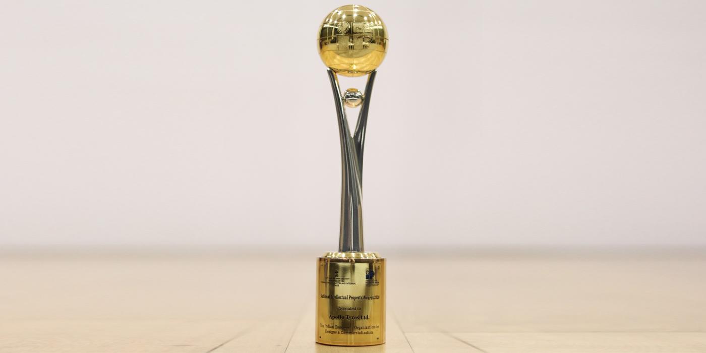 Apollo Tyres Awards Trophy 2020