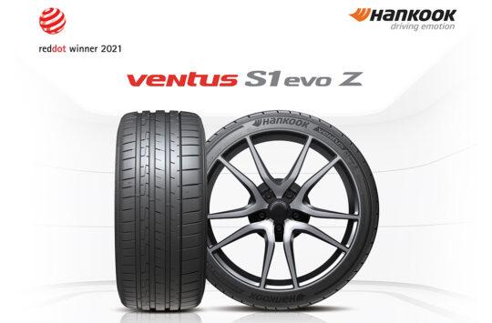 Hankook Ventus S1 evo Z 1400