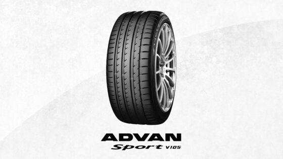 Yokohama Advan Sport V105 1400