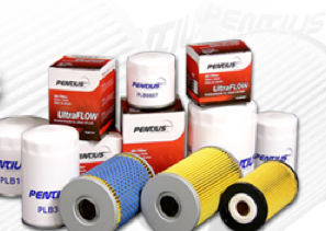 ultraflow oil filters by pentius