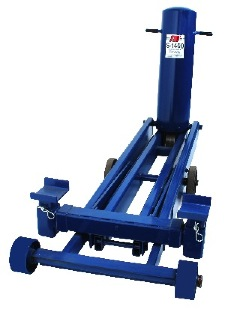 the s-1400m truck frame lift from tire service equipment manufacturing co.
