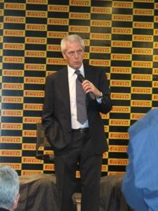 Pirelli SpA chairman Marco Tronchetti Provera