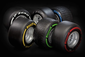 pirellis 2012 formula one tires have a squarer profile in order to improve the wear rate, and are designed to distribute stresses more evenly across the contact patch.