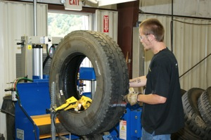 not only are retreads environmentally friendly, they're also a proven way to lower a fleet's total cost of ownership as part of a defined tire program.