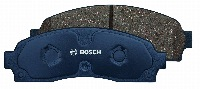 quietcast premium disc brake pads from bosch