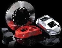 performance friction offers custom big brake kits