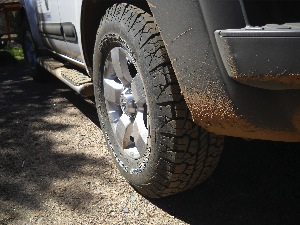 Bfgoodrich Rugged Terrain
