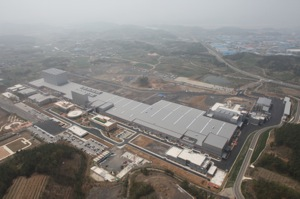 nexens new plant in changnyeong, south korea, will produce at an annualized rate of three million tires by the close of this year. expansions over the next six years will see the facilitys annual capacity reach 21 million units.