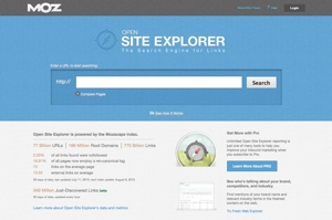 When other sites link to yours, your website shows up higher in search results. You can measure how many inbound links you currently have at www.opensiteexplorer.org.