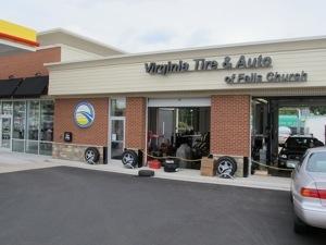 2011 Top Shop Winner Virginia Tire Auto Tire Review Magazine