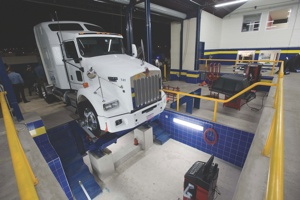 several of tersas locations have the ability to service commercial trucks. the tire dealer also operates a tire retreading facility that services its commercial centers.