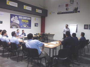Employees are key to Tersa Llantas success. The company hosts several training events and seminars throughout the year to make sure employees are constantly improving.