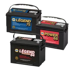 napa batteries