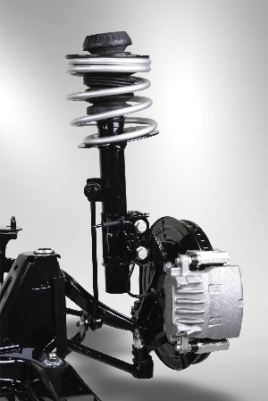 Some ride control manufacturers are packaging struts with new springs that come pre-assembled. This can save your shop the time required to remove and re-install the spring.