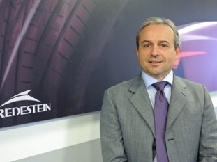 New Vredestein global brand head, Giovanni Masinelli