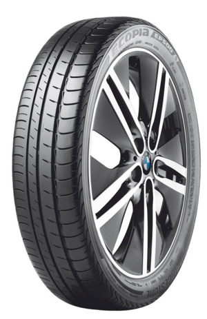 Four sizes of Ecopia EP500 are available for fitment on the BMW i3. Two winter tires are also supplied.
